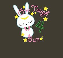 Tough Jupiter Bunny Womens Fitted T-Shirt