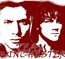 Team Winchester by pandasshop