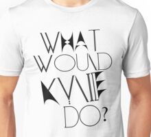What would Kylie do? Unisex T-Shirt