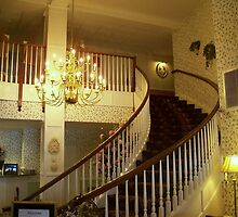 Ashley Inn Staircase.#2 by trueblvr