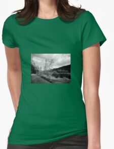 Black and white Landscape T-Shirt
