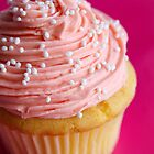 Pink Cupcake! by Framed-Photos