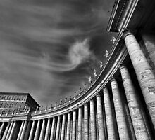 The Vatican by Paul Louis Villani