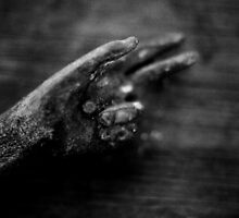Hand of God by tonyoquias