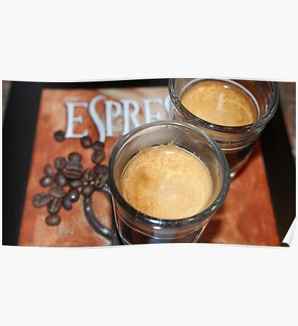 Espresso 1 Poster
