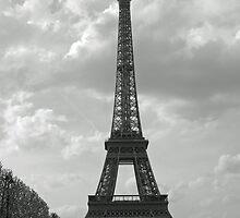 Eiffel Tower by Jaime Pharr