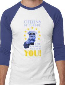 Citizens of Europe Men's Baseball ¾ T-Shirt