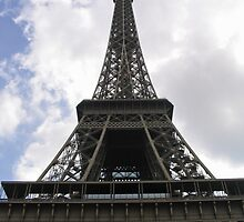 Eiffel Tower by Jaime Pharr