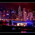 Hong Kong View by fabiela