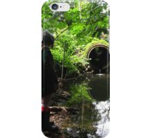 adventuring the underground iPhone Case/Skin