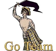 Go Team! by Rob Cox