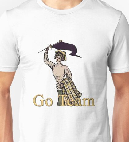 Go Team! Unisex T-Shirt