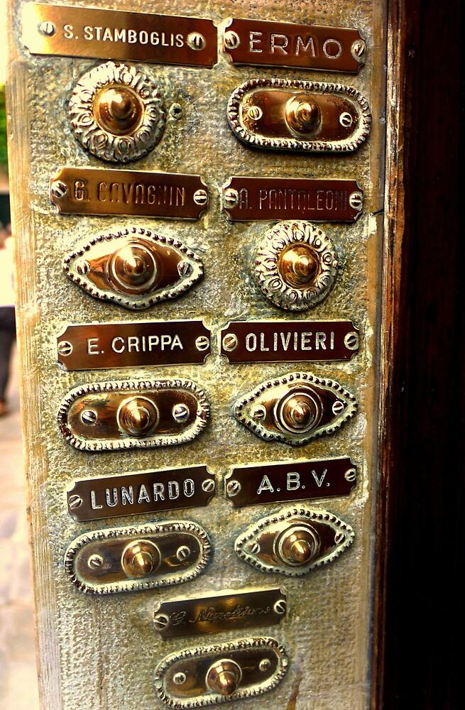 Doorbells by KateHulme