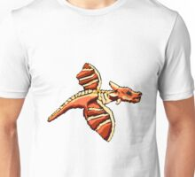 Rough Pixel Dragon Unisex T-Shirt