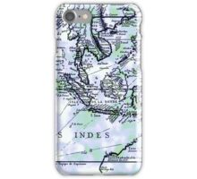 The old Map iPhone Case/Skin