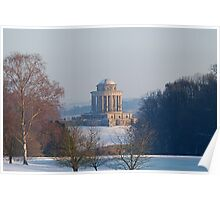 Castle Howard  The mausoleum Poster