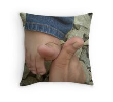 Two Thumbs Up! Throw Pillow