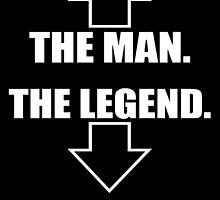 The Man, The Legend  by rara25