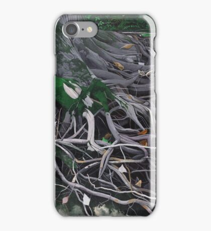 Roots Everywhere iPhone Case/Skin