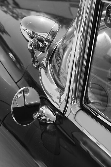 black'n'chrome cadillac by wazza71