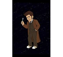 Tenth Doctor (Brown Suit) Photographic Print
