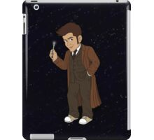 Tenth Doctor (Brown Suit) iPad Case/Skin