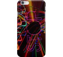bright lights Stop iPhone Case/Skin