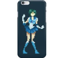 Pixel Fighter Mercury iPhone Case/Skin