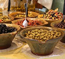 I love olives!!!  Can't you just taste them? by April-in-Texas