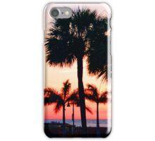 Sunrise Over South Beach iPhone Case/Skin