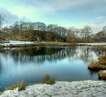 River Brathay In Winter by VoluntaryRanger