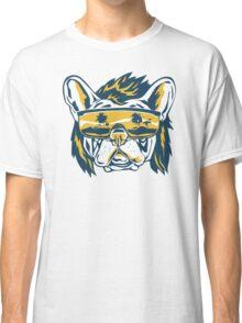 Beach Pooch Funny TShirt Epic T-shirt Humor Tees Cool Tee Classic T-Shirt