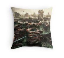 Star Citizen Concept art Throw Pillow