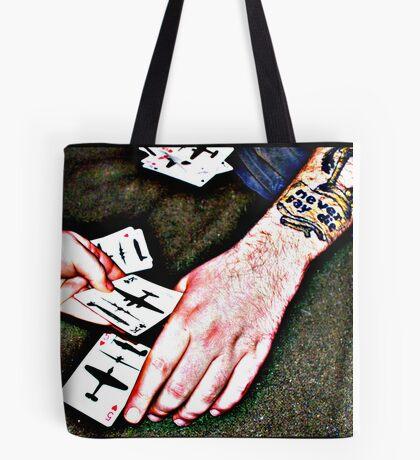 Never say die... Tote Bag