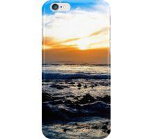 serene seas at rocky beal beach iPhone Case/Skin
