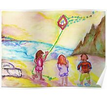 My Sister, My Brother, My Kite Poster