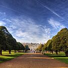 Hampton Court Palace by NeilAlderney
