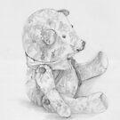 Christmas Bear by velvetkatz