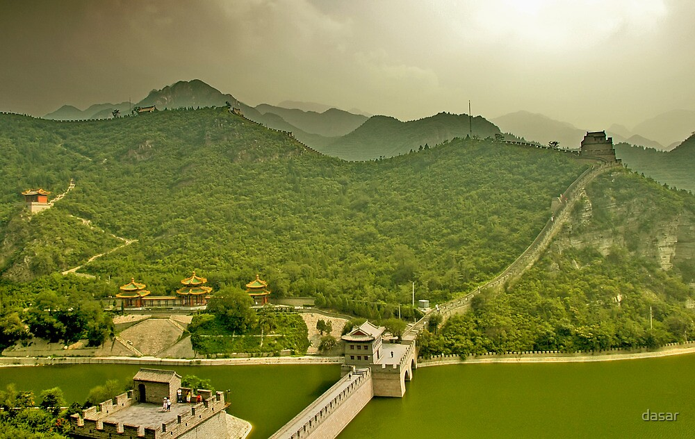 the great wall by dasar