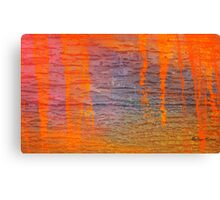 Beyond - Abstract  Art + Products Design  Canvas Print