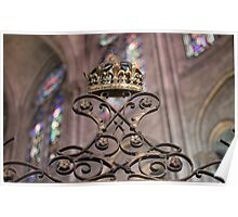 Crown of Gold, Notre Dame: Paris Poster