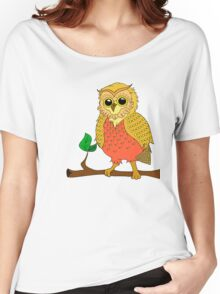 Owlin' Around Women's Relaxed Fit T-Shirt