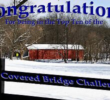 Covered Bridge Challenge by DJ Florek