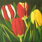 Tulip Time by BrandyHouse
