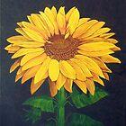 Sunny Flower by BrandyHouse
