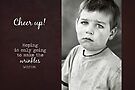Cheer Up - Birthday Card by Tracy Friesen