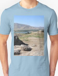 a historic Uzbekistan landscape T-Shirt