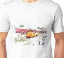 Train station Unisex T-Shirt