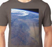 a historic Uzbekistan landscape Unisex T-Shirt