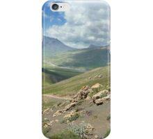 a large Uzbekistan landscape iPhone Case/Skin